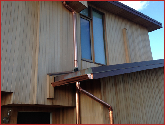 Downspout Installation Essex Seamless Gutters
